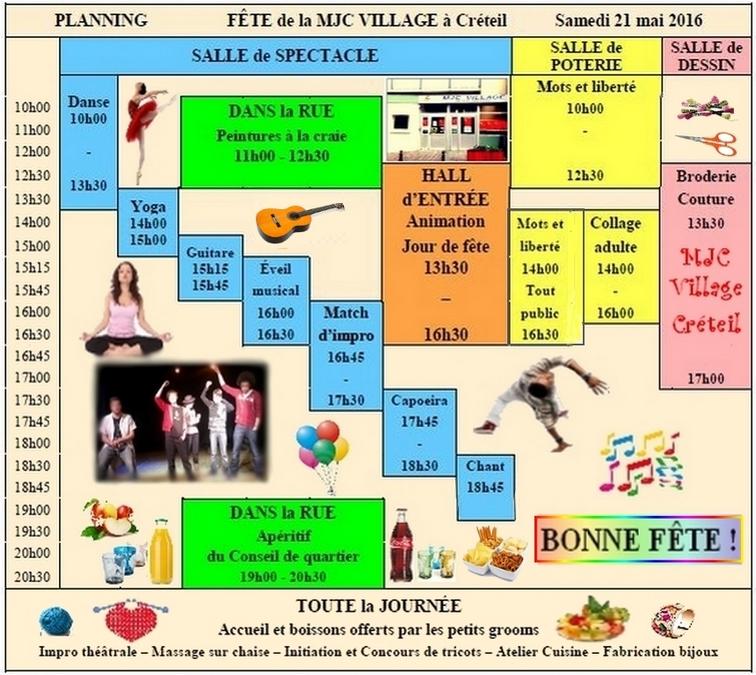 Planning mjc village 2